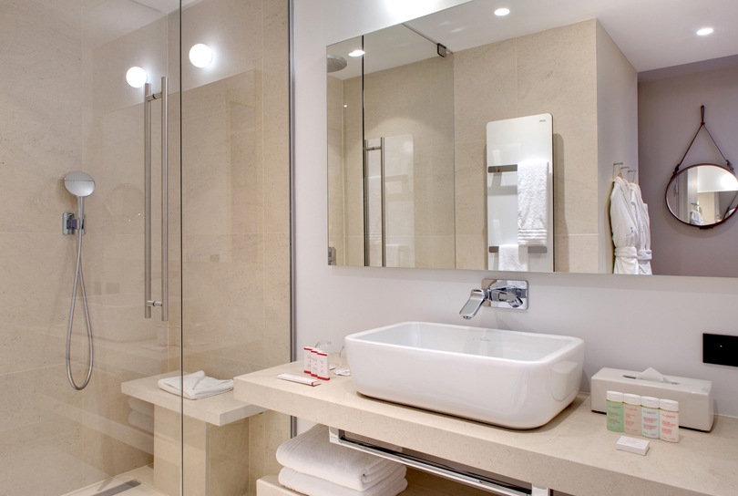 Stunning Salle De Bain Chambre Open Space Images - lalawgroup.us ...
