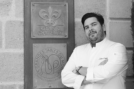 Julien Lefebvre, new chef
