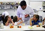 Junior Chef Cooking Classes at Cordeillan-Bages