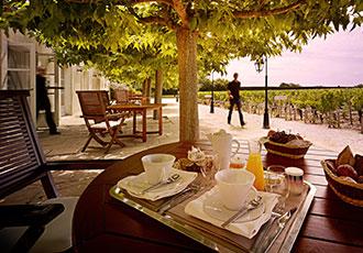 Expérience gastronomique et hôtelière de Château Lynch-Bages